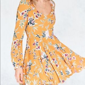 Ecoté Rosalinda Dress from Urban Outfitters